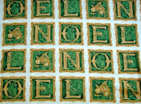 Panel Noel Patchworkstoffe Weihnachten Stoffe Patchwork Deko Weihnachtsstoffe